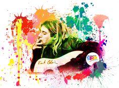 Kurt Cobain In GPP by bieananda