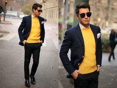 Man Fashion  - http://davidbirtas.ro