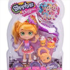 Shopkins Shoppies Pamela Cake