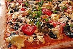 Pizza Hut Pizzateig (Rezept mit Bild) von claudi77 | Chefkoch.de