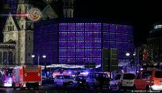 Alemanha busca autor de ataque a mercado de Natal em Berlim. As autoridades da Alemanha tentam encontrar nesta terça-feira (20) o autor do ataque..
