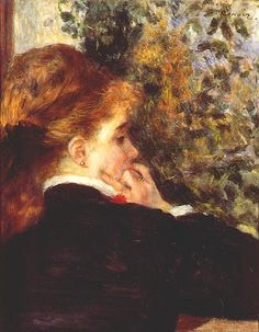 Renoir Pensive (La Songeuse).