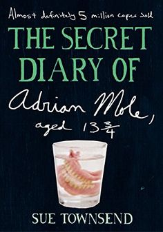 Amazon.com: The Secret Diary of Adrian Mole, Aged 13 3/4 (9780060533991): Sue Townsend: Books