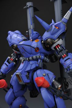 1/60 MS-18E Kampfer - Painted Build
