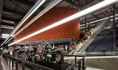 The recently opened Harley-Davidson Museum designed by James Biber showcases the history, culture and engineering of a uniquely American icon. Occupying a 20...