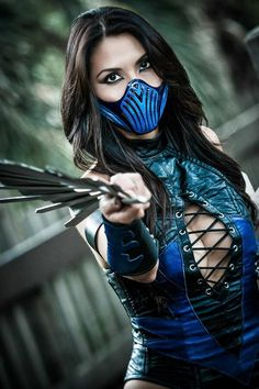 Omg only my favourite character from mortal combat kitana!!!!!