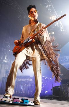 40 Outrageous Outfits Only Prince Could Pull Off