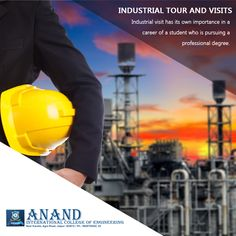 Industrial Tours & Visits www.anandice.ac.in
