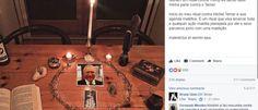 InfoNavWeb                       Informação, Notícias,Videos, Diversão, Games e Tecnologia.  : Bruxo brasileiro que fez ritual por saída de Temer...