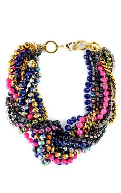Shop Goa Twisted Choker by Fenton for Preorder on Moda Operandi