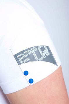 T Shirt Label, Camisa Polo, Classic Series, Polo T Shirts, Apparel Design, Fashion Details, Sportswear, Shirt Designs, Patches