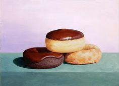 Jo Czech | The Three Tim Horton's Donuts