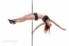 Advanced Plank ~ Laura of AVA Fitness, New Westminster, BC, Canada.  Photo taken November 2014.  #poleographybylynda #polefit #polefitness #poledance #polelove #poleart #polelife #poleography #advancedplank