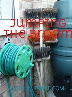 Jumping the Broom — LucyNinjaWife