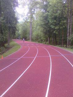 Michael Johnson's Track Nike Campus, Oregon