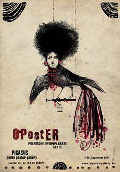 Ryszard Kaja, OPstER; Poster, 2014