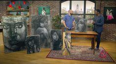 Adam Schwimmer - GCCA Instructor for Adult Murals: Creating Public Art