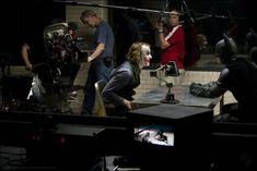 dark knight behind the scenes