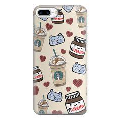 Θήκη+iPhone+7+Plus+-+Nutella    Απίθανα+,+πρωτότυπα+σχέδια+που+θα+κάνουν+το+κινητό+σας+ξ&amp