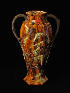 Richard Stratton, The Urn of the Unknown Child Soldier, 2013 Ceramics Ideas, Urn, Clay, Child, Vase, Rompers, Clays, Boys, Kid