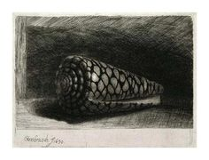 Rembrandt van Rijn, Shell on ArtStack #rembrandt #art