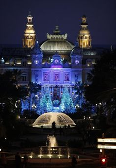 Christmas in Monaco. For the best of art, food, culture, travel, head to the culturetrip.com. Click theculturetrip.co... for everything a traveler needs to know about a trip to Monaco.