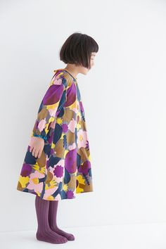 Mina Perhonen Kids Collection. This iconic Japanese design house has finally gotten into kidswear. Loving the Japanese Scandi fusion.