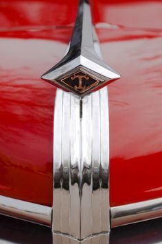 1949 Diamond T Truck Hood Ornament Photograph by Jill Reger - 1949 Diamond T Truck Hood Ornament Fine Art Prints and Posters for Sale