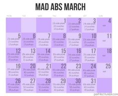 Let's pretend it says Mad Abs May! :) get goinggggg @Aloysia Tennial Tennial