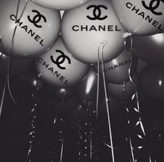 Discovered by K_lara. Find images and videos about party, chanel and ballons on We Heart It - the app to get lost in what you love. Boujee Aesthetic, Aesthetic Collage, Aesthetic Vintage, Aesthetic Pictures, Aesthetic Grunge, Aesthetic Outfit, Black Aesthetic Wallpaper, Aesthetic Backgrounds, Aesthetic Iphone Wallpaper