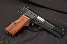 FN Belgian Browning Hi Power -- High Power, 9mm Semi Au in ...