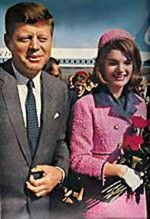 Karl Lagerfeld Says Oleg Cassini Knocked Off That Pink 'Chanel' Suit Jackie Kennedy Wore the Day JFK Was Assassinated