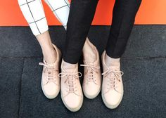 Chaussure à son pied - Love Spots