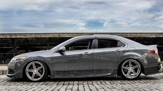 Best Mod Ideas Images On Pinterest Cars Acura Tsx And Rolling - Acura tsx mods