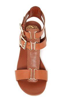 Vince Camuto   Pixe Footbed Sandal