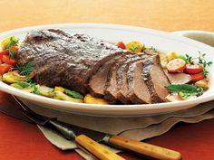 Passover Recipes | Traditional Beef Brisket