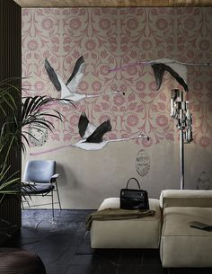 Great escape www.wallanddeco.com #wallpaper, #wallcovering, #cartedaparati