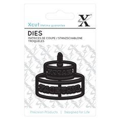 Mini Die - (1pc) Happy Birthday | docrafts.com