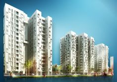 Lavanya is a cluster of modern residential facilities located within 377 acres of verdant landscaped Kolkata West Township. It comprises of six G + 14 storeyed towers of 2 and 3 BHK apartments together with the best of urban lifestyle amenities within a secured gated community.