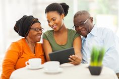 There is more technology available to help seniors everyday than you think!