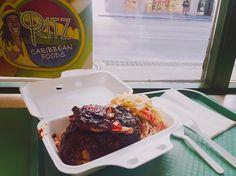 북미말고 중남미를 갈 껄 그랬나 #캐나다 #토론토 #먹스타그램 #맛스타그램 #저크치킨 #Canada #Toronto #jerkchicken #caribbeanfood #ritz #jamaicanfood by chubongsu91
