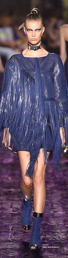 Atelier Versace Fall 2014 Haute Couture Week Paris | House of Beccaria#