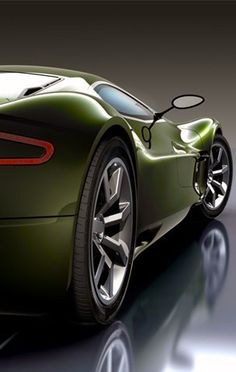 Aston Martin Love love color!