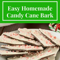 Easy Homemade Candy