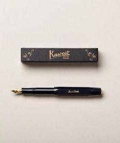 Kaweco 「CLASSIC Sport」Fountain Pen / Black | Sumally