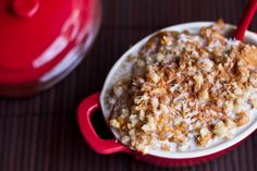 Holiday Breakfast In A Jiffy: Carrot Cake Oatmeal — Oh She Glows