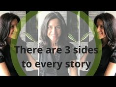 3 Sides to Every Story. | Suzanne Michelle