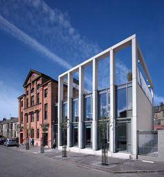 pettigrew street | shettleston housing | elder & cannon architects