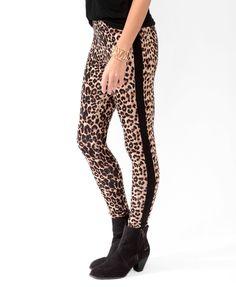 cheetah leggings :)
