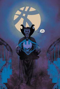 """""""THE DOCTOR IS IN."""" (Uncanny X-Men v3 #7, 2013) - Frazer Irving"""